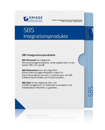 SBS Integrationsprodukte